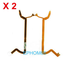 2 Pieces of New Lens Aperture Flex Cable Generation II Part For Canon 28-105mm