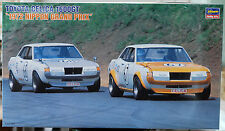 1972 TOYOTA CELICA 1600 GT Nippon Grand Prix JDM, 1:24, Hasgawa 21267