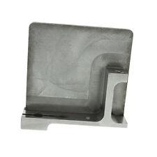 8-32 Customizable Raw Steel Blank Tattoo Machine Frame Plate Base Standard Coils