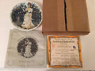 1976 D'ARCEAU LIMOGES Sarah en Tournure Women of Century 2nd Collector Plate