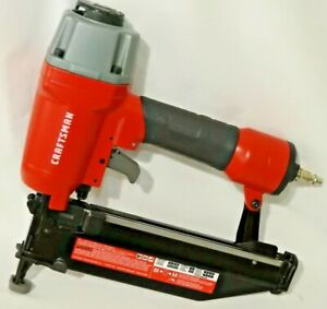 "New in Box Craftsman 16 Gauge CMPFN16SB 1""-2 1/2"" Straight Finish Nailer 2019"