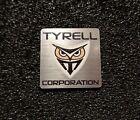 Tyrell Corporation Blade Runner Logo Label Decal Case Sticker Badge 468