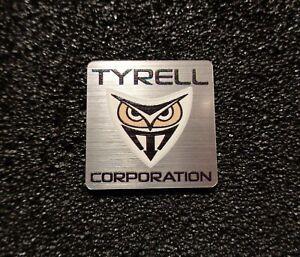 Tyrell Corporation Blade Runner Logo Label Decal Case Sticker Badge [468]