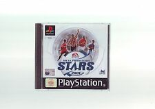 THE F.A. PREMIER LEAGUE STARS 2001 - PS1 GAME / PS2 PS3 COMPATIBLE - COMPLETE