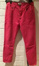Acne Studios Van Pink Mens Jeans 34x30