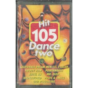 AA.VV MC7 Hit 105 Dance Two / Dance Pool – DAN 494808 4 Sigillata