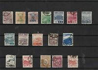 Japan used Stamps Ref 14198