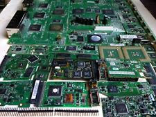 Lot of 44 Boards  Parts Telecom For Scrap Gold Recovery