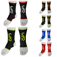 JP Ankle Foot Support Anklet Pair Pads MMA Brace Guard Muay Thai CA
