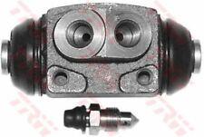 Cilindro de Freno BWD195 TRW rueda Eje trasero izquierda derecha