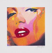 James Francis Gill - MINI MARILYN 2 - 2016, Pop Art Grafik