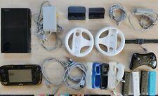 Nintendo Wii U Wind Waker Edition mit Zubehörpaket und Verpackung