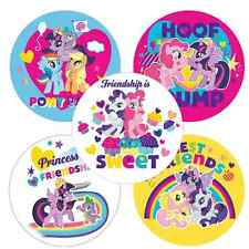 """25 My Little Pony Pals Stickers, 2.5"""" x 2.5"""" each, Party Favors"""
