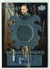 Spider-Man Homecoming Upper Deck Autograph Card WTA4 Michael Mando Mac Gargan