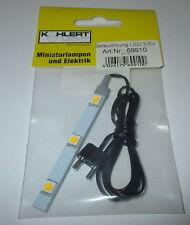 Kahlert - LED-Beleuchtung für Krippen oder Puppenhaus  3,5 Volt   -NEU/OVP-
