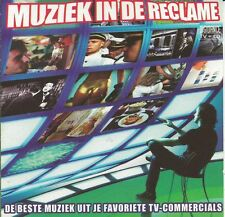 Muziek in de reclame   New cd  o.a.Tom Jones, The Scene, Delanos