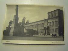 CARTOLINA DI ROMA 1920ca - PIAZZA DEL QUIRINALE -  C10-555