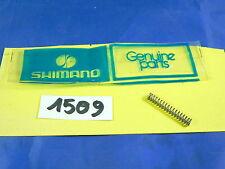 1 Shimano Aero GT 1010 3010 4010 molla archetto, bail spring rif 1509