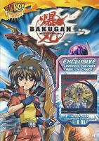 Bakugan Battle Brawlers Vol. 5 (Bilingual) (Ca New DVD