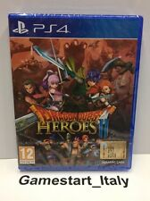 DRAGON QUEST HEROES II 2 PS4 SONY PAL NUOVO SIGILLATO NEW SEALED