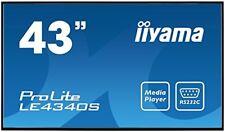 Iiyama ProLite Le4340s-b1 (le4340s-b1)