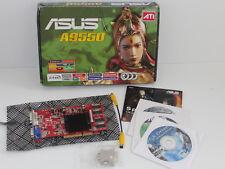 ATI Radeon 9550 128MB, AGP 4x/8x, ASUS A9550 BRAND NEW IN BOX - WORKING