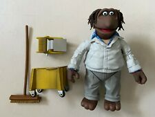 Palisades Muppet Show BEAUREGARD Action Figure Used With Accessories Muppets
