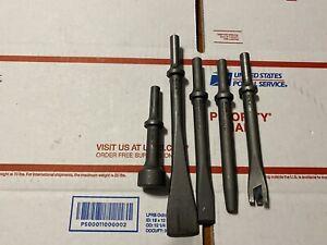 matco air hammer bits