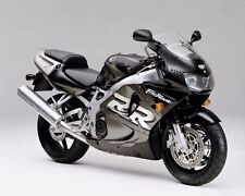Black Silver Grey Fairing Bodywork for 1996-1997 Honda CBR900RR CBR 900 RR 893