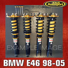 YELLOW-SPEED COILOVERS SUSPENSION BMW 3 Series E46 98-05 yellowspeed
