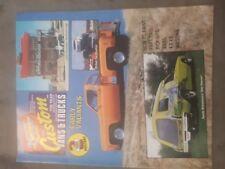 Custom Vans & Trucks Magazine Numbers 47 Mags Retro Old School Eddie Ford
