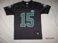 Tim Tebow #15 New York Jets Jersey Youth Medium 10-12 Boys NYJ Black
