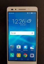 Huawei Honor 7 - 16GB - Silber (Ohne Simlock) Smartphone