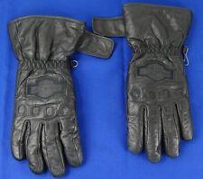HARLEY DAVIDSON genuine Leather Gloves Women's L Large