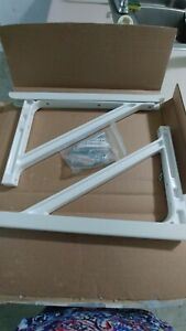 Da-Lite Wall Brackets, #11 and #23 never been used