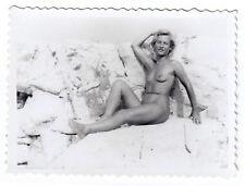 Nudism Nude Woman's Sunbath/NUDE SIGNORA sonnt si nudista * 50s amatoriale Photo #1