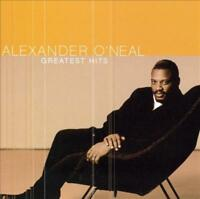ALEXANDER O'NEAL - GREATEST HITS NEW CD