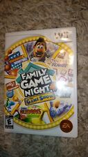Family Game Night 4: The Game Show (Nintendo Wii, 2011) ****LN****COMPLETE****