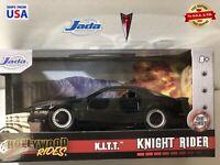 Jada Metals Diecast Hollywood Rides 1982 Pontiac Firebird, Knight Rider 1:32