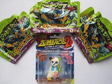 "Zombiezz 2*1x personaggio ""pandaaaarrrg"" + 3 cartocci Zombie ZITY * bouncerz * NUOVO * SCATOLA ORIGINALE (18)"