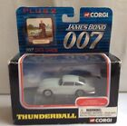 Corgi 1:43 Aston Martin DB5 Silver Thunderball James Bond 007 TY95301