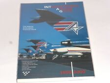 More details for international airline guide 1999 - 2000 annual worldwide airline fleet lists eps