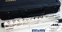 Flauto Traverso 311 Argento Flauto Traversiere Flauta Flauti Flauto ARGENTO Flût