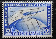 Deutsches Reich 423 , Flugpostmarken , Gestempelt , Qualitätsgrad II