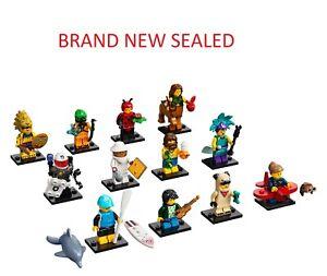 LEGO 71029 Series 21 Minifigures NEW SEALED You Pick Ladybug Beekeeper Complete