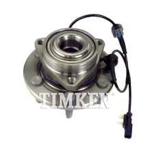 Wheel Bearing and Hub Assembly-4WD, 4-Wheel ABS Front,Rear Timken HA590491