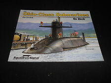 SQUADRON/SIGNAL 5603 OHIO-CLASS SUBMARINES ON DECK by JIM GOODALL, 2011