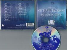 Michael JACKSON – Lot 2 CD single et 1 CD compilation (avec JACKSON 5)