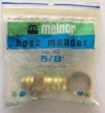 """Melnor Plastic Hose Mender, 5/8"""", No. 8Z - NEW"""