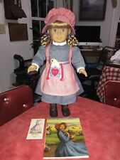 American Girl Kirsten Doll in Meet Clothing Excellent Condition
